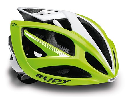 Rudy Project Airstorm lime fluo/white shiny
