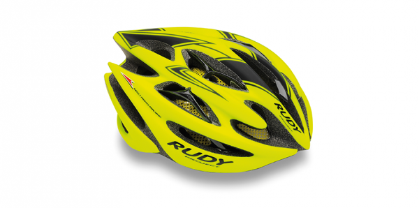 Rudy Project Sterling yellow fluo/black matte