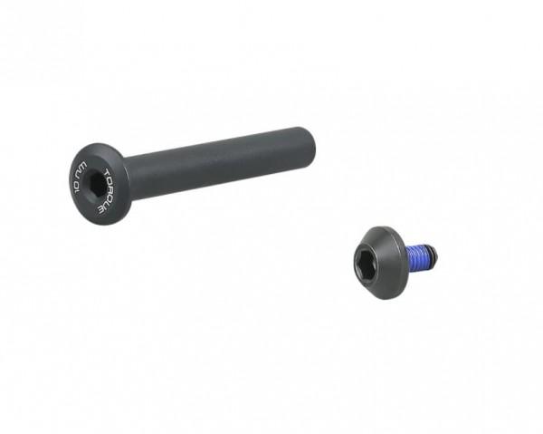 Trek Rail Carbon 2020/2021, Nr.36, 599898, Rear Shock Pin-to-Trunnion 18.5mm Head Hardware