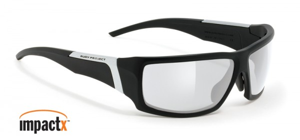 Rudy Project Mastermind matte black/ ImpactX photochromic clear