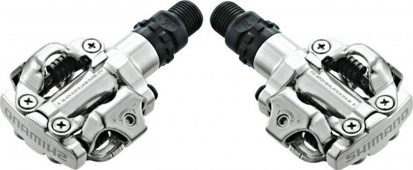 Shimano Pedale PDM-520 silber