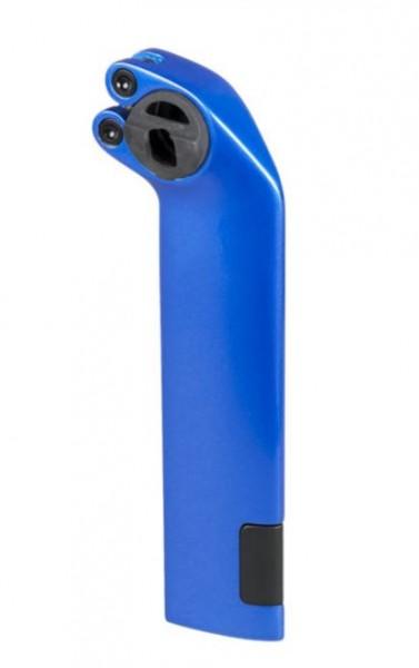 Trek 2020 Madone SL Sattelstütze 205mm, 5mm Versatz, Alpine Blue