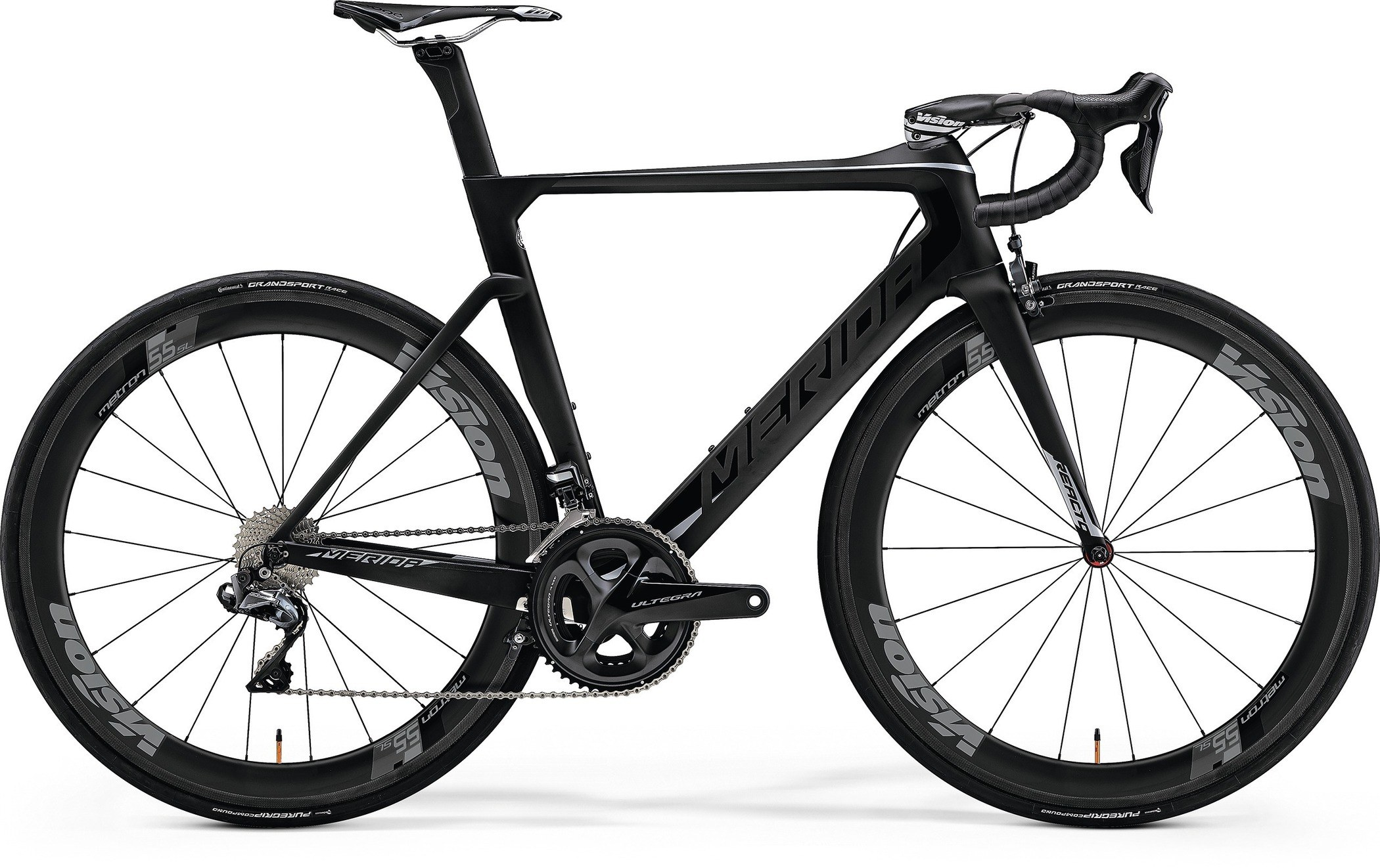 Merida Reacto 8000-E 2018 | Rennrad | Fahrräder | Bike Alm