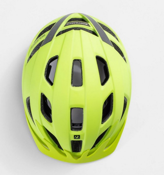 Bontrager Solstice MIPS visibility yellow