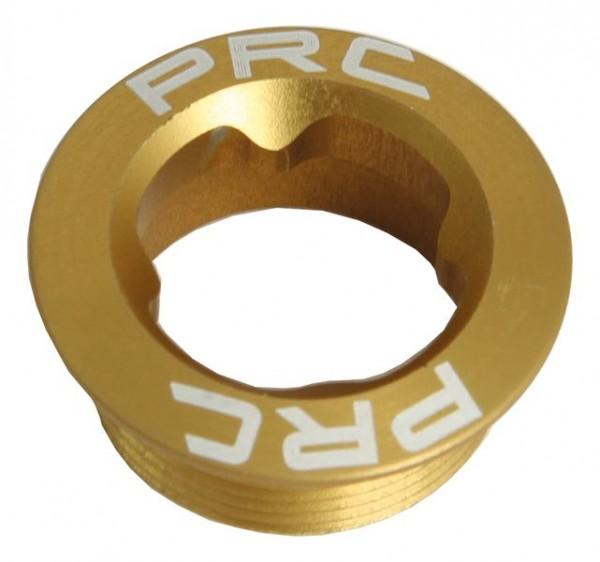 Procraft Kurbelschraube PRC KS1 gold für Shimano Hollowtech