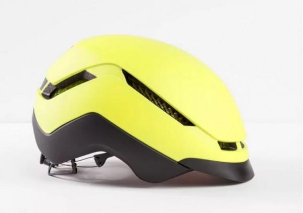 Bontrager Charge WaveCel Pendlerhelm Radioactive Yellow/Black