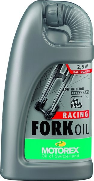 Motorex Federgabelöl Racing Fork Oil 2,5W, 1 Liter