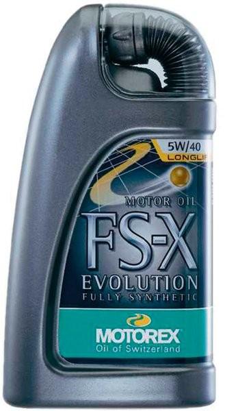 Motorex Federgabelöl Öl Xperience FS-X 1000ml (16¤/Liter)