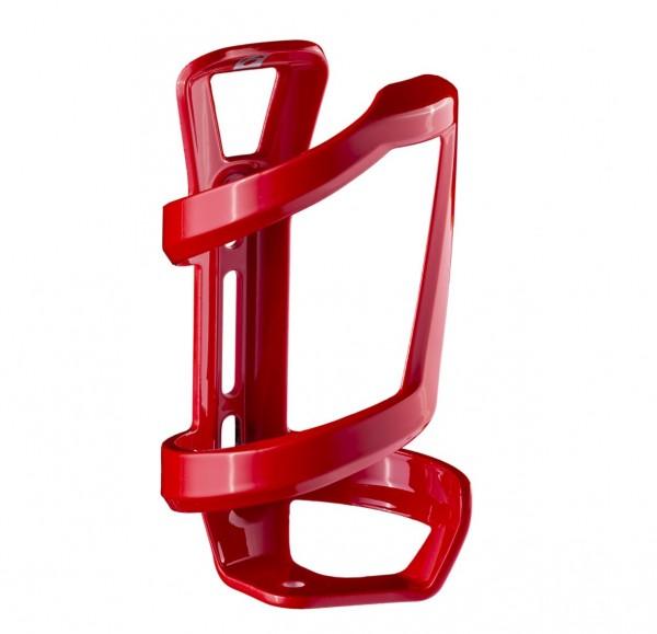 Bontrager Side-Load Flaschenhalter rechts rot