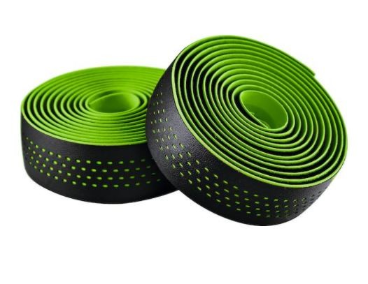 Merida Lenkerband Soft schwarz/grün