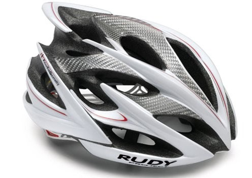 Rudy Project Windmax white/silver
