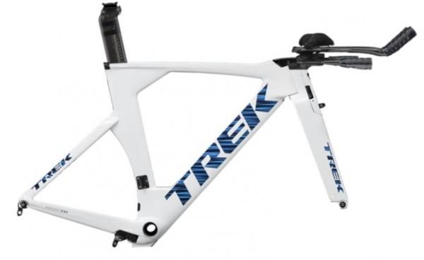 Rahmenkit Trek Speed Concept 2021 Trek-Segafredo Blue
