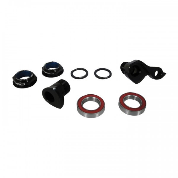 Trek Fuel EX Carbon 2013, ABP Convert 142 x 12 Hardware Ausfalle