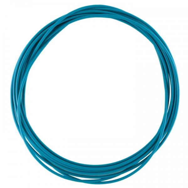 Bremszughülle Bontrager 5mmx7,5m dark turquoise