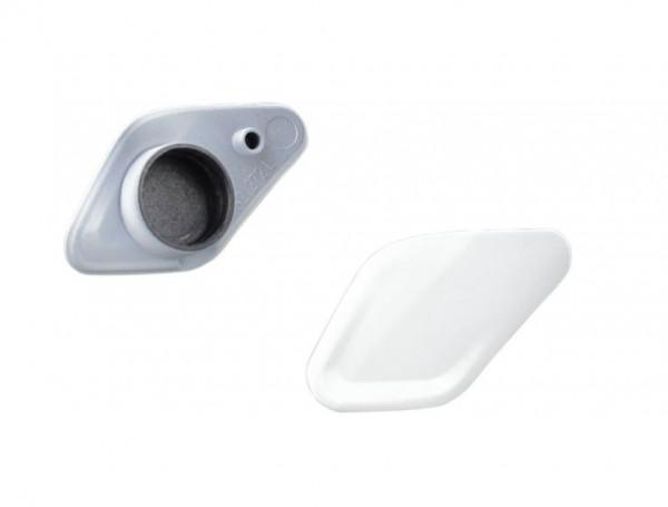 Trek Domane SLR IsoSpeed Rear Covers Crystal White