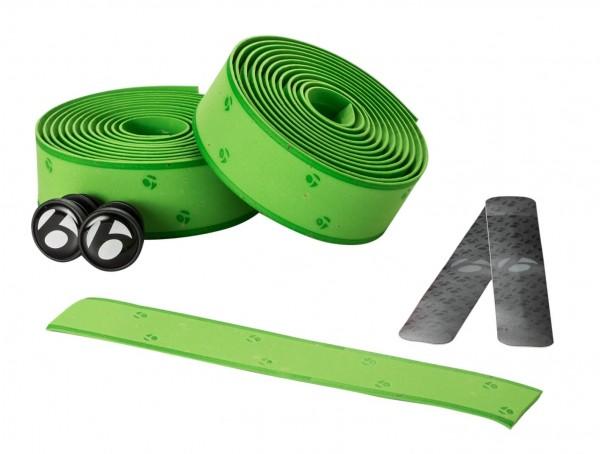 Bontrager Gel Cork Lenkerband green