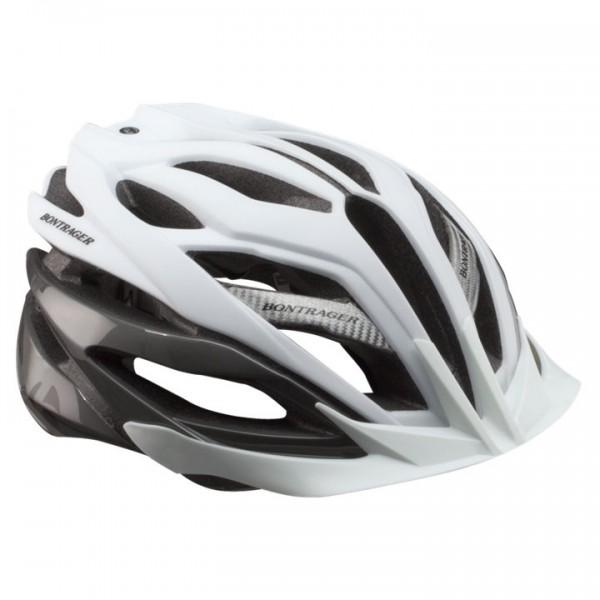 Bontrager Specter XR white/steel grey