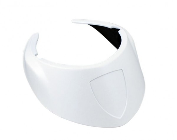 Trek Domane SLR Front IsoSpeed Cover Crystal White