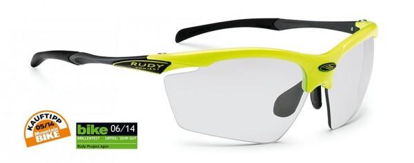 Rudy Project Agon Yellow Fluo Gloss/ImpactX Photochromic 2black