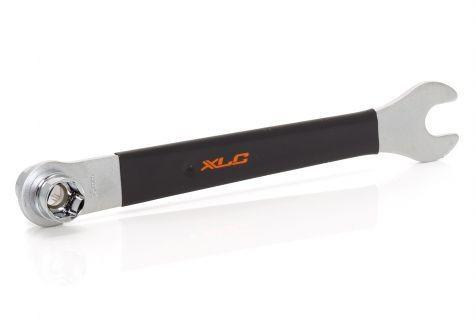 XLC Pedal- und Kurbelschraubenschlüssel
