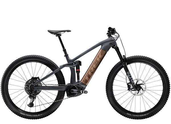 Trek Rail 9.8 GX 2020 Solid Charcoal to Root Beer Ano Decal