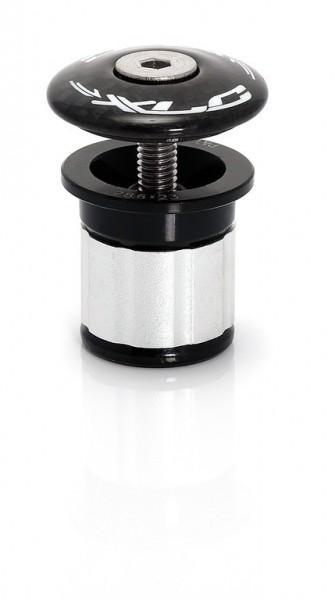 XLC A-Head-Plug AP-C01 für Carbongabel Ø 22-23mm