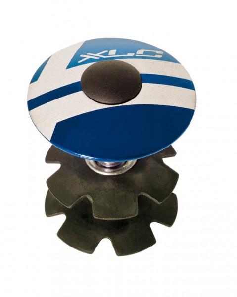 XLC A-Head Plug AP-S01 blau