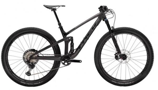 Trek Top Fuel 9.8 XT 2020 Matte Carbon