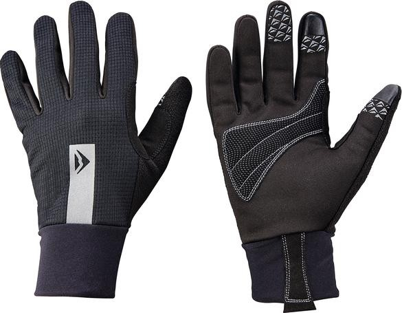Merida Handschuhe Wind Stop schwarz/grau