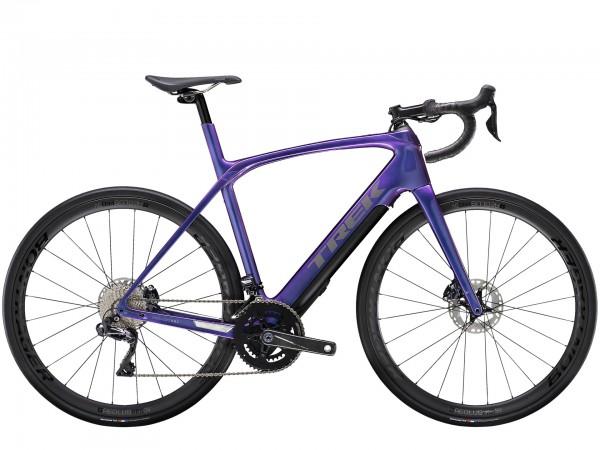 Trek Domane+ LT 7 2021 Gloss Purple Flip