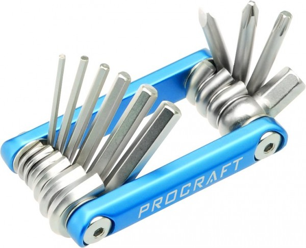 Procraft Werkzeug Multitool Pro 10