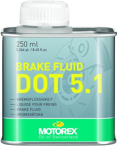 Motorex Bremsflüssigkeit Brake Fluid Dot 5.1 250ml (34¤/Liter)