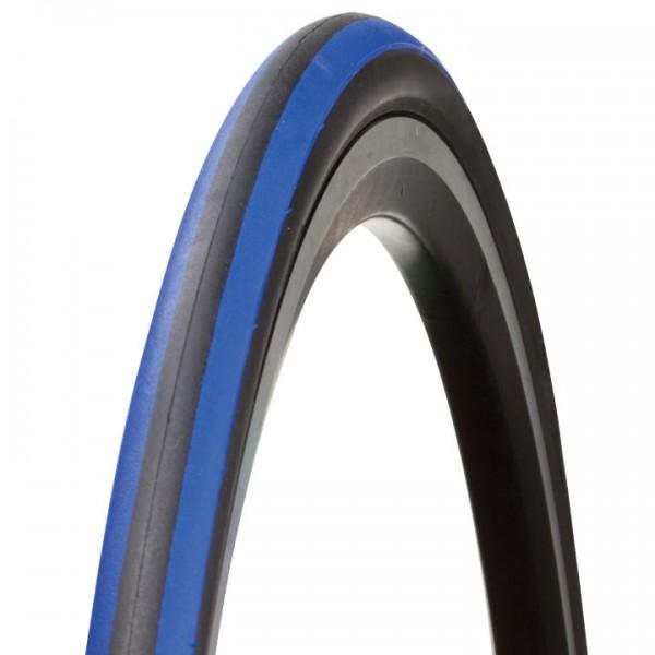 Bontrager R2 Hard-Case Lite Road 25mm schwarz/blau