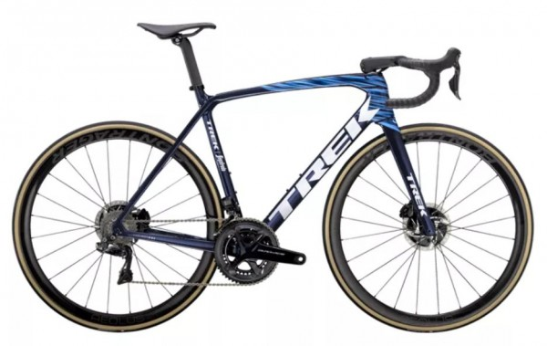 Trek Émonda SLR 9 2021 Navy Carbon Smoke/Blue