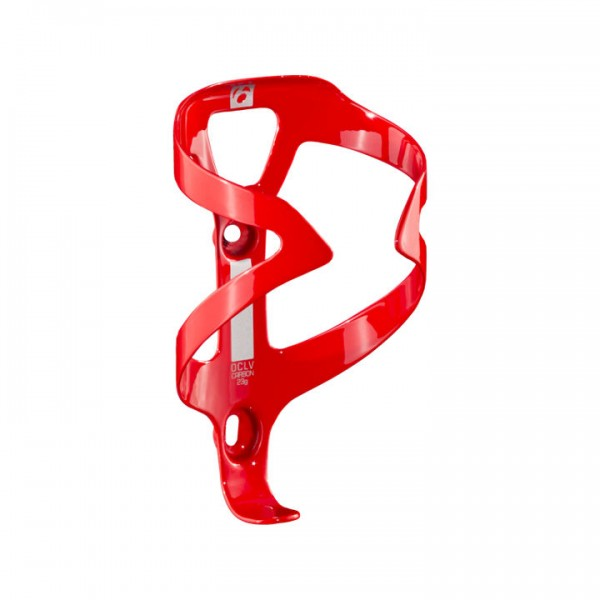 Bontrager Pro Flaschenhalter Carbon viper red