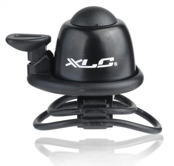 Miniglocke XLC schwarz Ø 22,2-31,8 mm
