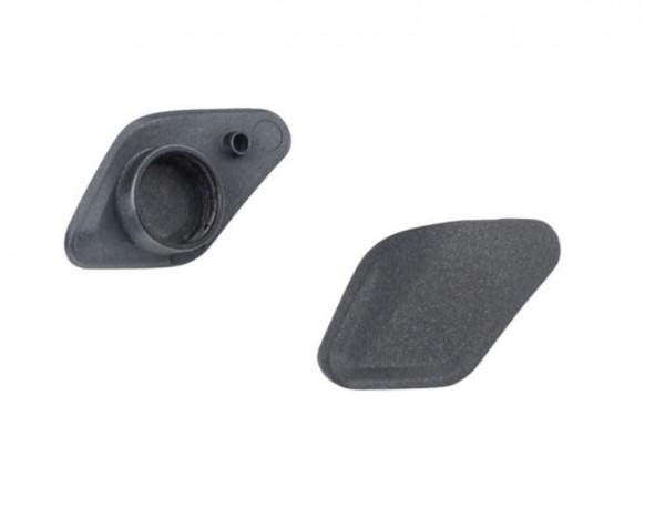 Trek Domane SLR IsoSpeed Rear Covers Dnister Black