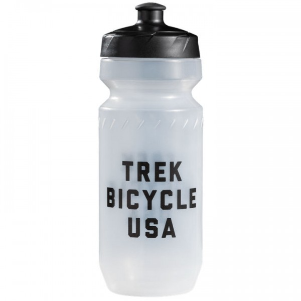 Flasche Trek Silo 591ml clear/black