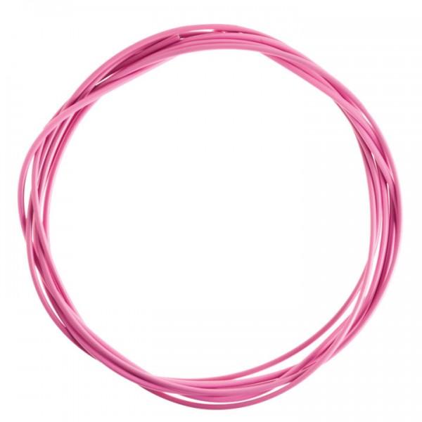Schaltzughülle LEX L3 Bontrager 4mmx7,6m crystal pink