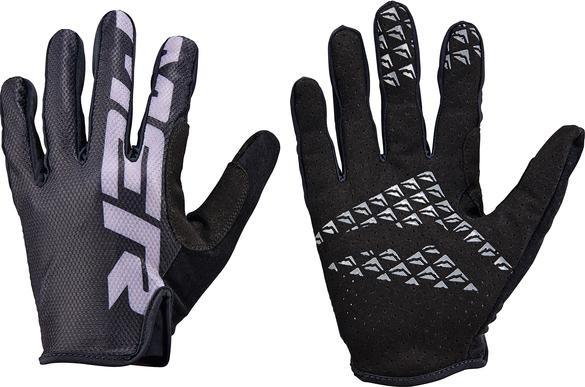 Merida Handschuhe Trail schwarz/grau