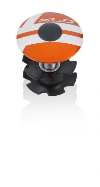 XLC A-Head Plug AP-S01 orange
