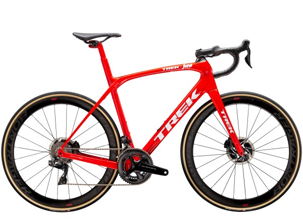 Trek Domane SLR 9 Disc 2021 Viper Red/Trek White