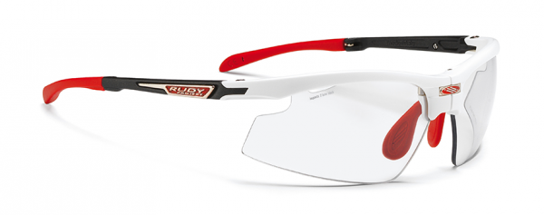 Rudy Project Synform White Matte/ImpactX Photochromic 2laserblac