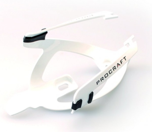 Flaschenhalter Procraft Z-Cage white Series