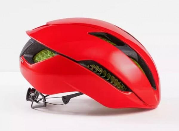 Bontrager XXX WaveCel Rennradhelm Red
