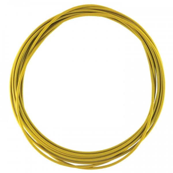 Schaltzughülle LEX L3 Bontrager 4mmx7,6m yellow