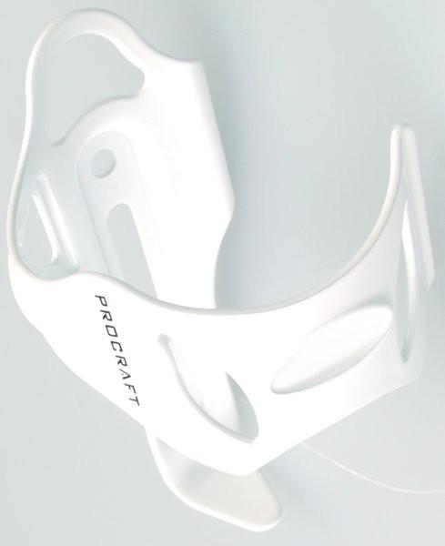Flaschenhalter Procraft New Sideclip weiß