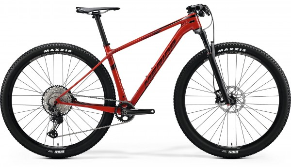Merida Big.Nine XT 2020 red