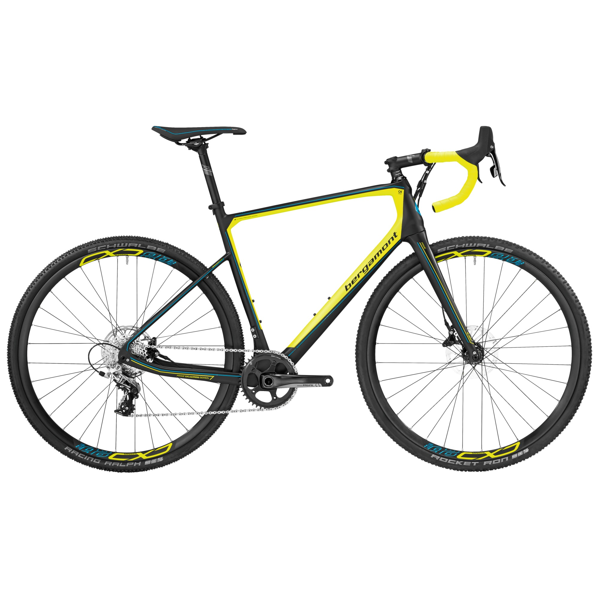 bergamont prime cx team 2017 cyclo cross gravel bike. Black Bedroom Furniture Sets. Home Design Ideas