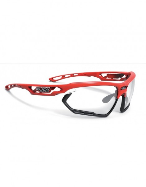 Rudy Project Fotonyk Fire Red Gloss/ ImpactX Photo 2Black